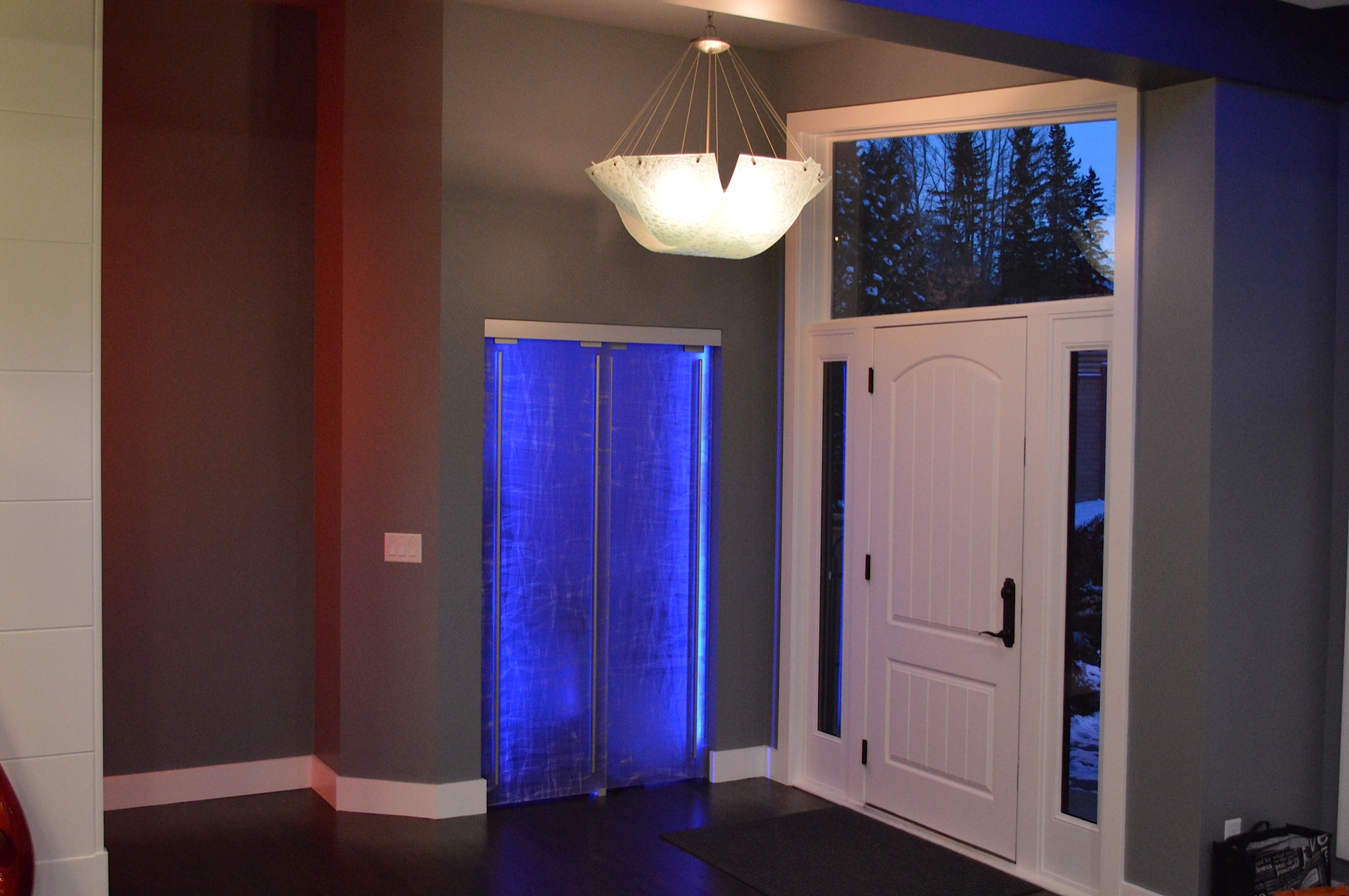 Entryway Renovation by Style Developments in Calgary Alberta