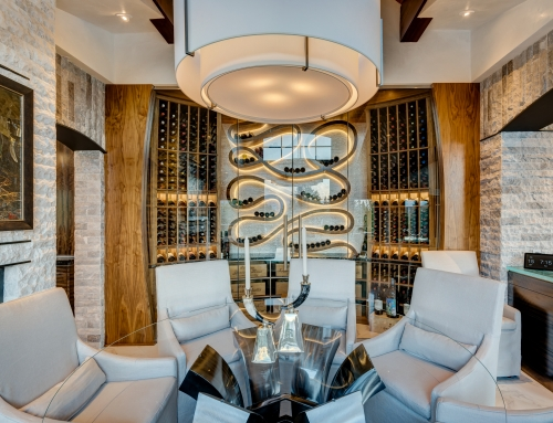 Why not make your next home renovation a wine cellar?