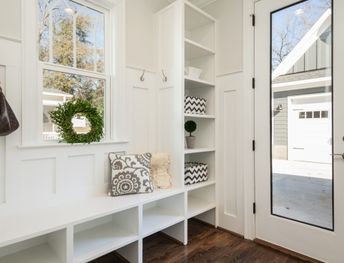 Why every homeowner should seriously consider a mudroom