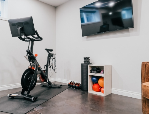 Home Gym Renovation Ideas and Considerations for your next Renovation
