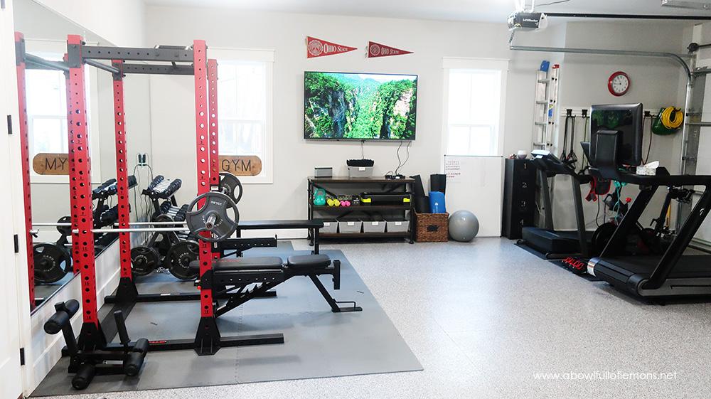 home gym renovation inspiration