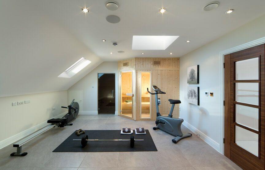 home gym renovation ideas